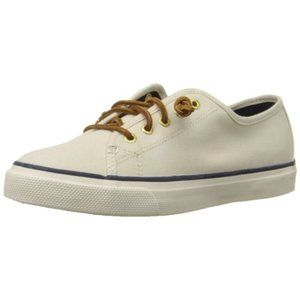 Sperry STS90549 Women's Seacoast Canvas Sneakers